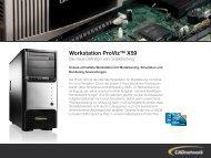 Workstation ProViz™ X59 - CADnetwork
