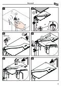 Service instruction ( Diverter ) - Hansgrohe - Page 3