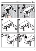 Service instruction ( Diverter ) - Hansgrohe - Page 5