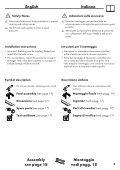 Инструкция по монтажу - Hansgrohe - Page 3