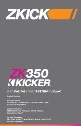 2009 ZK350 Multilingual h01.indd - Sonic Electronix
