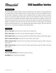 556H Honda/Acura Immobilizer Bypass Module - DirectedDealers com