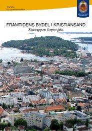 FRAMTIDENS BYDEL I KRISTIANSAND - Husbanken