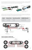 ZX AMPLIFIER - Sonic Electronix - Page 3