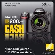 Nikon D80 kaufen