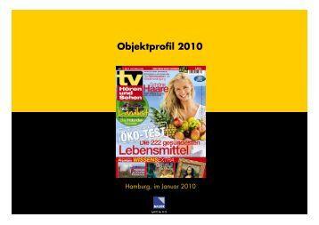 HS Objektprofil 2010