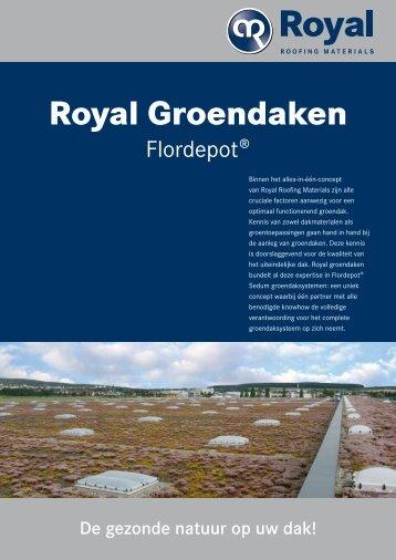 Royal Groendaken / Flordepot
