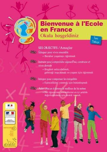Turc - Académie de Grenoble
