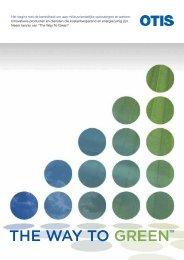 en energiebesparend zijn. Download PDF - Otis Elevator Company