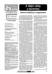 Teorie VF transformátorů, materiály, výpočty (2.15MB formát *pdf)
