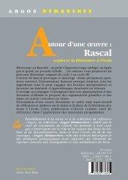 Collection Argos démarches - CRDP Aquitaine