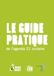 de l'agenda 21 scolaire - CRDP Aquitaine