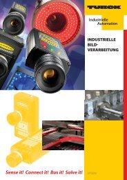 Vision - Industrielle Bildbearbeitung