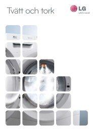 Tvätt och tork - LG Electronics