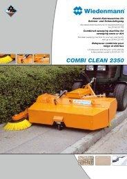 COMBI CLEAN 2350 - www.irms.de