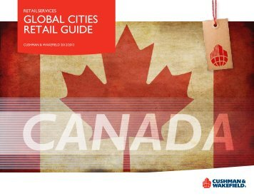 download Canada overview - Cushman & Wakefield's Global Cities ...