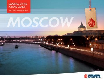 download Moscow overview - Cushman & Wakefield's Global Cities ...
