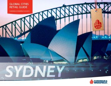 download Sydney overview - Cushman & Wakefield's Global Cities ...