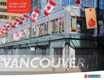download Vancouver PDF overview - Cushman & Wakefield's ...