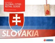 download Slovakia overview - Cushman & Wakefield's Global Cities ...
