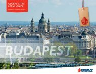BudaPest - Cushman & Wakefield's Global Cities Retail Guide