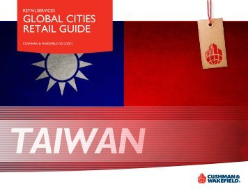 download Taiwan overview - Cushman & Wakefield's Global Cities ...