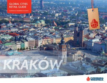 download Krakow city overview - Cushman & Wakefield's Global ...