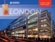 london - Cushman & Wakefield's Global Cities Retail Guide