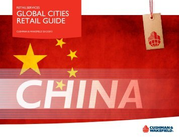 China - Cushman & Wakefield's Global Cities Retail Guide