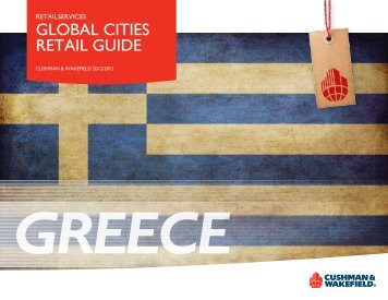 Greece - Cushman & Wakefield's Global Cities Retail Guide