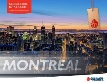 download Montreal overview - Cushman & Wakefield's Global Cities ...