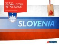 download Slovenia overview (PDF) - Cushman & Wakefield's Global ...