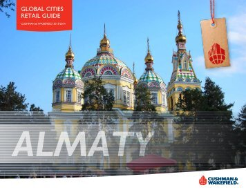 download Almaty overview (PDF) - Cushman & Wakefield's Global ...