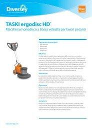 TASKI ergodisc HD it-IT_v5.indd