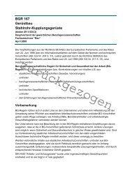 BGR 167 - beim Carl Heymanns Verlag