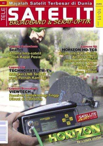 Bahasa Indonesia - TELE-satellite International Magazine