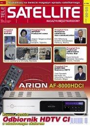 Odbiornik HDTV CI - TELE-satellite International Magazine