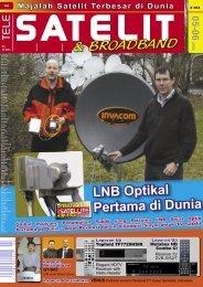 GT-SAT - TELE-satellite International Magazine