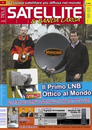 Uso Quotidiano - TELE-satellite International Magazine