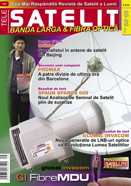 08 09 Tele Satellite International Magazine