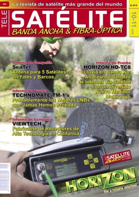 Fibremdu Tele Satellite International Magazine