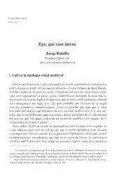 Ego, qui sum laicus - Biblioteca Digital de les Illes Balears