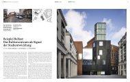 Das Kulturzentrum als Signal der Stadtentwicklung - Bauwelt