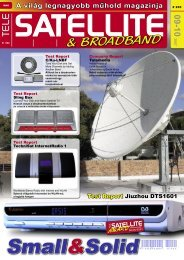 Small&Solid - TELE-satellite International Magazine
