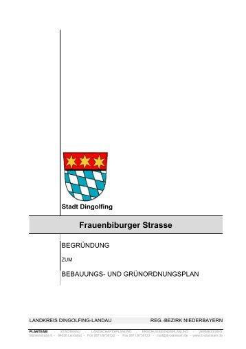 Frauenbiburger Strasse
