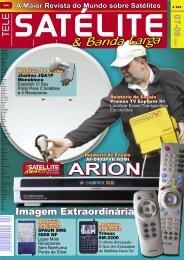 Especialista no Assunto + - TELE-satellite International Magazine