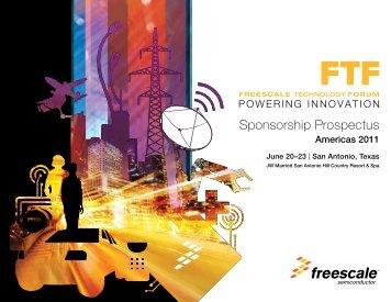 Sponsorship Prospectus - Freescale Semiconductor