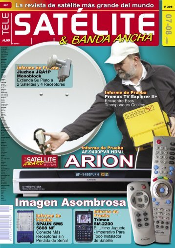 La Opinión del Experto + - TELE-satellite International Magazine