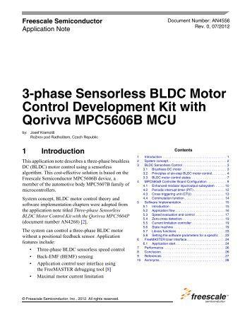 Instaspin Bldc Sensorless Ti E2e Community