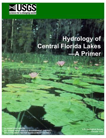Hydrology of Central Florida Lakes - St. Johns River Water ...